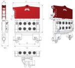 Wibromłot SVR 101 NF do pracy na dźwigu - Obraz1