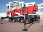 Dźwig mobilny HIDROKON HK 120 33 T3-40 ton - Obraz1