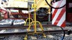 Urządzenie do podnoszenia i wymiany szyn kolejowych - Obraz6