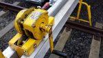 Urządzenie do podnoszenia i wymiany szyn kolejowych - Obraz7