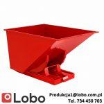 Pojemnik kontener samowyładowczy koleba - Obraz1