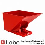 Pojemnik kontener samowyładowczy koleba - Obraz2