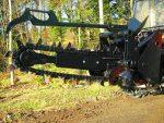 Koparka łańcuchowa napędzane z ciągnika rolniczego 160 CM - Obraz4