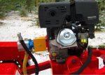 Solidna wiertnica hydrauliczna o napędzie spalinowym 13KM - Obraz2
