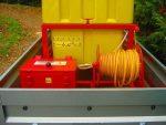 Opryskiwacz spalinowy 800l na przyczepie DMC-1350kg. - Obraz2