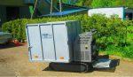 Wozidło gąsienicowe o napędzie hydrostatycznym WG-500 9 kM - Obraz6