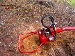 Solidna wiertnica hydrauliczna o napędzie spalinowym 13KM - Obraz8