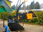 Rębak ciągnikowy RTH1 ENT napędzany z WOM, min 20 kM - Obraz7