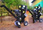 Rębak RTB13 TERMIT: silnik 13KM, 2 rodzaje wyrzutników - Obraz1