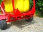 Opryskiwacz spalinowy do wózków widłowych ładowarek kołowych - Obraz1