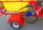Myjka ciśnieniowa 250BAR ( 15l / min ) na podwoziu jezdnym - Obraz6
