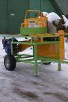PIŁA stołowa poprzeczna spalinowa do drewna opałowego 15kM - Obraz1