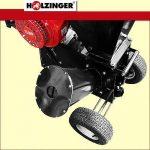 Rębak rozdrabniacz HOLZINGER napędzany silnikiem 13KM, 1 nóż - Obraz2