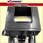 Rębak rozdrabniacz HOLZINGER napędzany silnikiem 13KM, 1 nóż - Obraz4