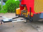 Rębak tarczowy z silnikiem Diesla 4 cylindry: moc 80 KM - Obraz2