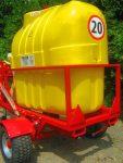Opryskiwacz spalinowy do wózków widłowych ładowarek kołowych - Obraz2