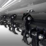 Przesuwna hydraulicznie kosiarka bijakowa, szerokość 210 cm - Obraz5