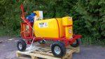 Opryskiwacz elektryczny /myjka 400V Polexim100E 2,2 kW - Obraz3