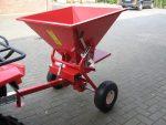 Rozsiewacz soli, piasku, nasion dla ATV, ciągników itp - Obraz4