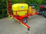 Opryskiwacz spalinowy na przyczepie jednoosiowej POLEXIM200B - Obraz2