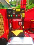 Rębak tarczowy z silnikiem Diesla 4 cylindry: moc 80 KM - Obraz3