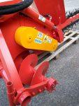 Koparka łańcuchowa napędzane z ciągnika rolniczego 200 cm - Obraz1