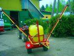 Opryskiwacz spalinowy na przyczepie jednoosiowej POLEXIM200B - Obraz4