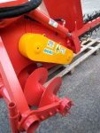 Koparka łańcuchowa napędzane z ciągnika rolniczego 180 cm - Obraz1