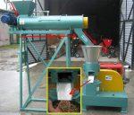 Kondycjoner z regulowaną płynną możliwością podawania surowca i magnetyzerem. - Obraz4