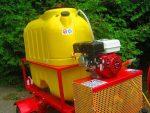 Opryskiwacz spalinowy do wózków widłowych ładowarek kołowych - Obraz4