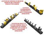 Koparka łańcuchowa napędzane z ciągnika rolniczego 140 CM - Obraz2