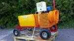 Opryskiwacz elektryczny /myjka 400V Polexim100E 2,2 kW - Obraz1