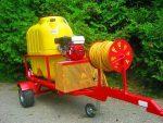 Opryskiwacz spalinowy do wózków widłowych ładowarek kołowych - Obraz3