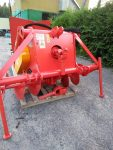 Koparka łańcuchowa napędzane z ciągnika rolniczego 200 cm - Obraz3