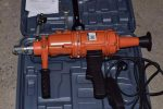 WIERTNICA RĘCZNA DO BETONU 3-BIEGOWA (otwornica) moc silnika 2100W max średnica wiercenia: 200 mm - Obraz2