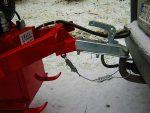 Solidna wiertnica hydrauliczna o napędzie spalinowym 13KM - Obraz5