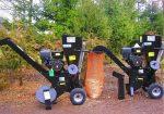 Rębak RTB13 TERMIT: silnik 13KM, 2 rodzaje wyrzutników - Obraz2