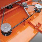Rozdrabniająca kosiarka spalinowa do quadów SMR-120 - Obraz2