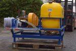 OPRYSKIWACZ elektryczny / myjka 400V POLEXIM200E-400V - Obraz1