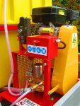Opryskiwacz spalinowy 800l na przyczepie DMC-1350kg. - Obraz4