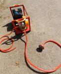 OPRYSKIWACZ SPALINOWY PRZENOŚNY,  moduł napędowy silnik + pompa - Obraz3