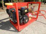 OPRYSKIWACZ SPALINOWY PRZENOŚNY,  moduł napędowy silnik + pompa - Obraz2