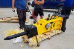 Młot hydrauliczny wyburzeniowy TUR G50S 928kg NOWY GWARANCJA - Obraz3