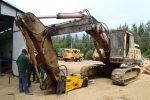 Młot hydrauliczny wyburzeniowy TUR G80S 1816kg NOWY GWARANCJA - Obraz2