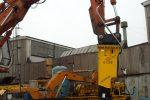 Młot hydrauliczny wyburzeniowy TUR G130S 3380kg NOWY GWARANCJA - Obraz1