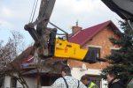Młot hydrauliczny wyburzeniowy TUR G50S 928kg NOWY GWARANCJA - Obraz2