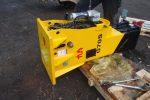 Młot hydrauliczny wyburzeniowy TUR G70S 1240kg NOWY GWARANCJA - Obraz2