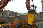 Młot hydrauliczny wyburzeniowy TUR G120S 2890kg NOWY GWARANCJA - Obraz2