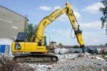 Młot hydrauliczny wyburzeniowy TUR G110S 2450kg NOWY GWARANCJA - Obraz3