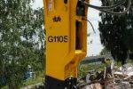 Młot hydrauliczny wyburzeniowy TUR G110S 2450kg NOWY GWARANCJA - Obraz1